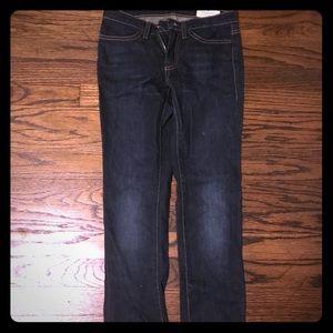 Imogene and Willie Lucy dark denim jeans